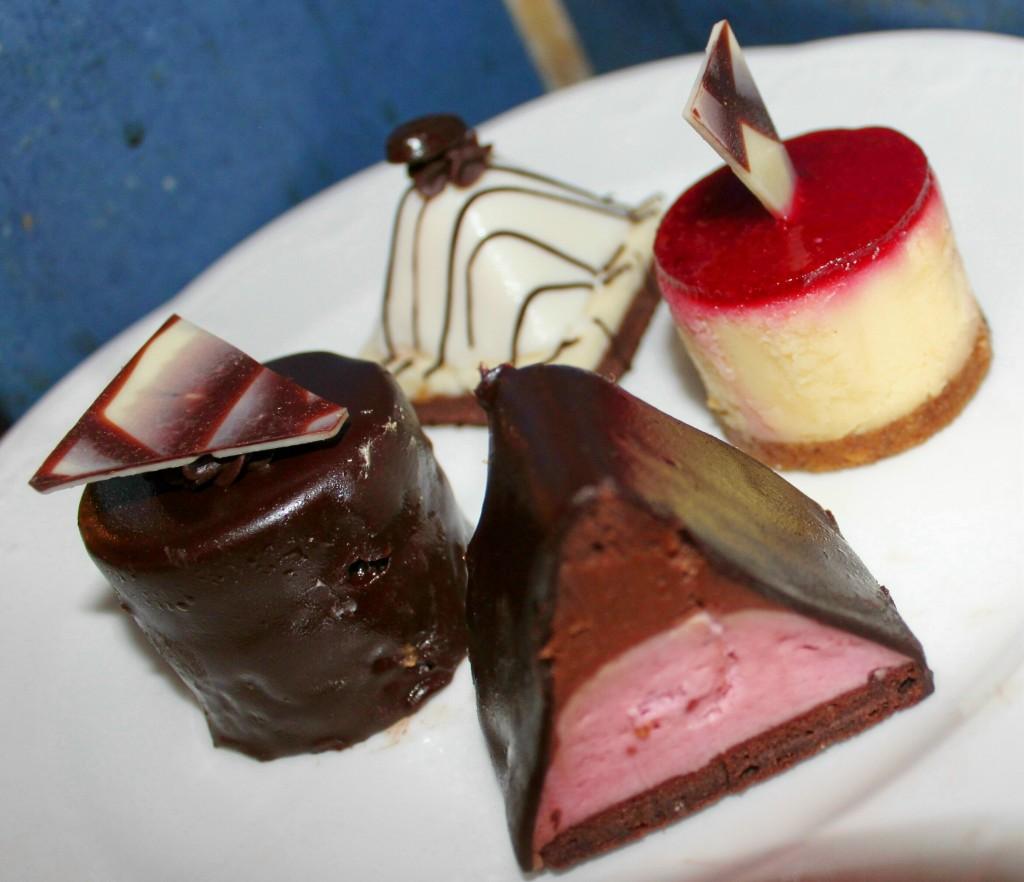 Mission Inn Desserts